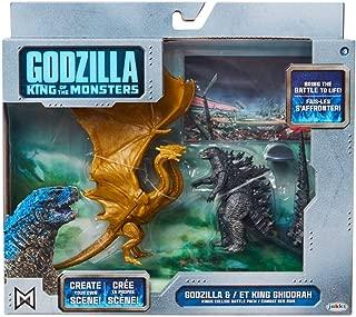 Godzilla: King of The Monsters Godzilla vs King Ghidorah Set