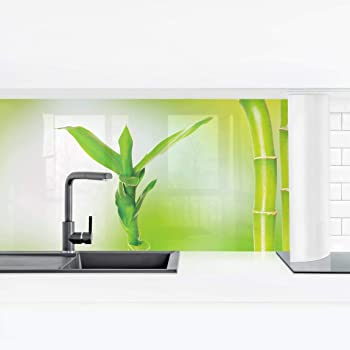 Bilderwelten Cr/édence adh/ésive R/ésistant /à leau Aqua Horizon I Premium 40 x 140 cm