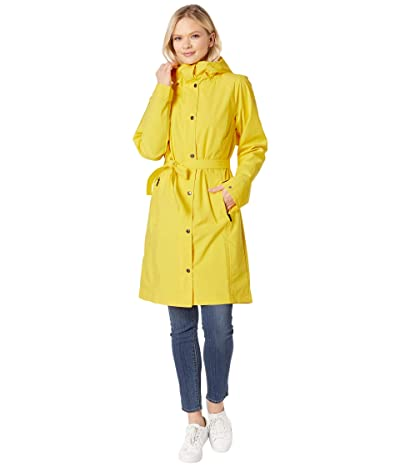 Columbia Here and Theretm Long Trench Jacket (Buttercup) Women