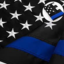 Best black white and blue flag with stars Reviews