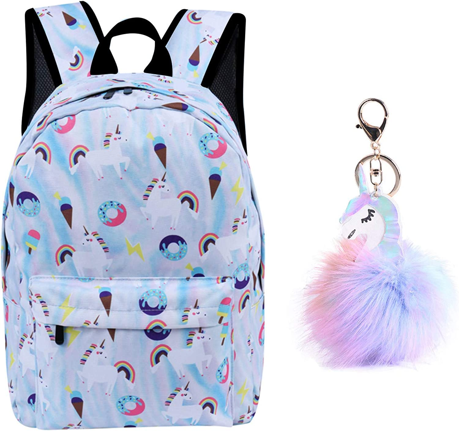 Backpack Little Girls Cute Unicorn Max 53% OFF Personalized Bags El Portland Mall Book for