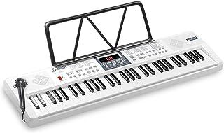 LAGRIMA LAG-720 Kids 61 Key Portable Electric Keyboard Piano
