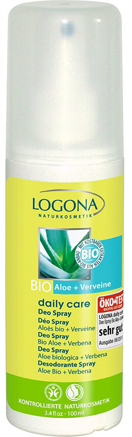 Lagona Some reservation Daily Care Aloe Verbena Deodorant 3.4 Ounce 67% OFF of fixed price Spray