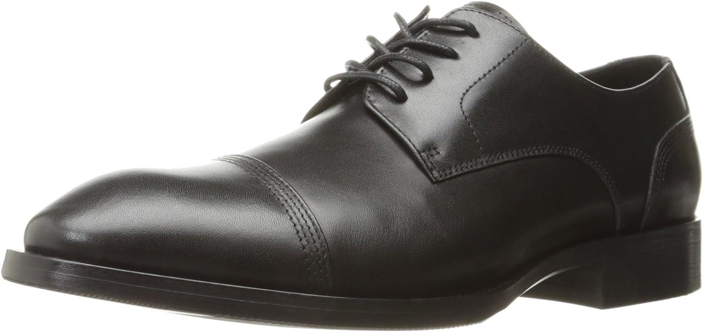 ZANZARA Gauguin Cap Toe Casual Tuxedo Oxford Shoes for Men