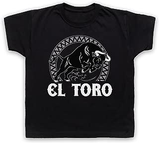 El Toro Spanish Bull Camiseta para Niños