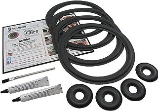 KEF Reference 107, 107/2 Complete Speaker Foam Edge Repair Kit, FSK-KEF107C