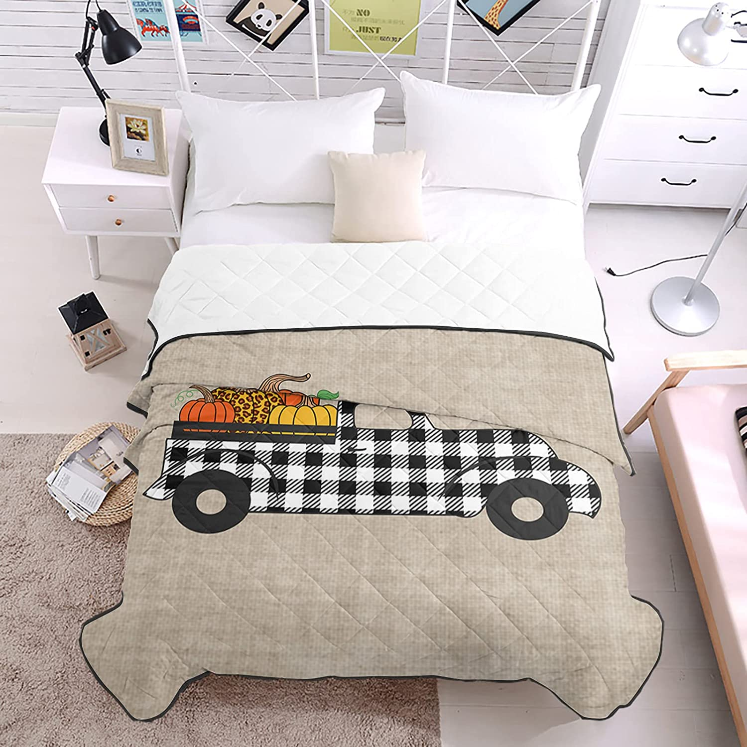 DecorLovee Bedding Duvets It's Fall Y'all All Season Comfo Clearance SALE! Limited time! Max 56% OFF Down