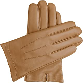 cashmere leather gloves mens