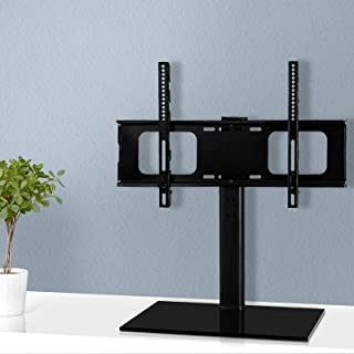 """Artiss TV Stand Table Top Mount Standing Bracket 32"""" to 70"""" ±35° Swivel Height Adjustable Television Display Home Living R..."""