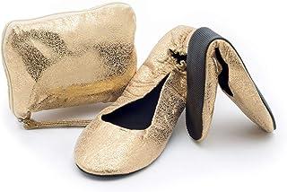 Ballerine Scarpe Da Amazon DonnaE itOro Borse luTc3J1FK5