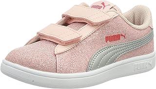 Puma Smash V2 Glitz Glam V Inf, Baskets Fille