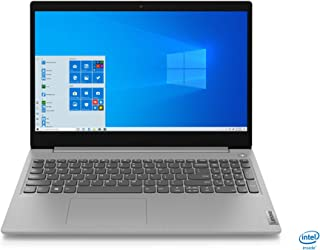 Lenovo Ideapad Slim 3, Intel core i5-1035G1, 15.6 Inch FHD (1920x1080) TN 220nits Anti-glare, 8GB RAM, 256GB SSD, Win 10 H...