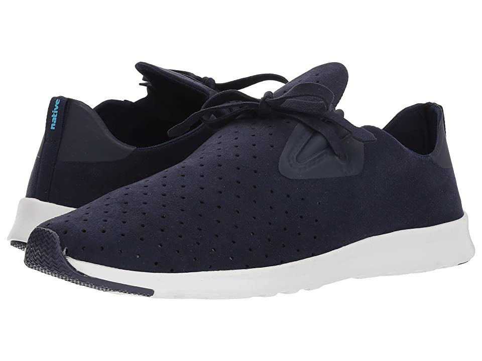 Native Shoes Apollo Moc (Regatta Blue/Shell White/Regatta Rubber) Shoes