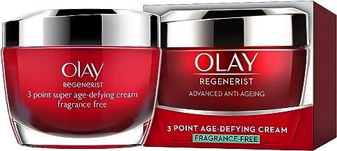 Olay Regenerist 3 Point Super Age-Defying Fragrance Free Moisturiser 50Ml by HealthLand