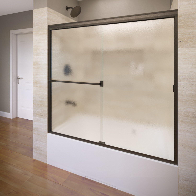 Basco Shower Door 2021 model A0043-60OBOR Bathtub Cheap sale Do Classic Sliding