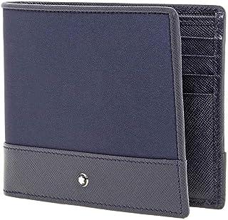 MONTBLANC Sartorial Men's Wallet - Blue, 118394