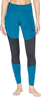 D2M Mid-Rise 78 Mesh Leggings Real Teal/Carbon SM