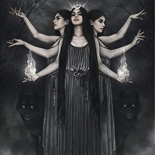 Image result for triple goddess