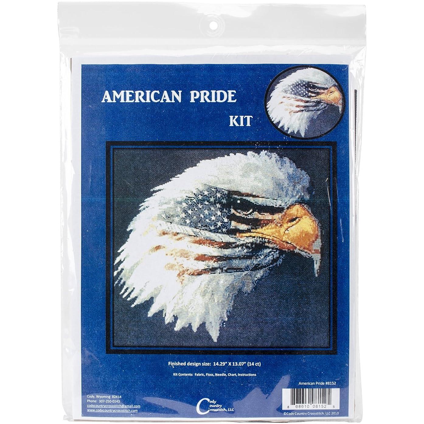 Cody Country American Pride Cross 13