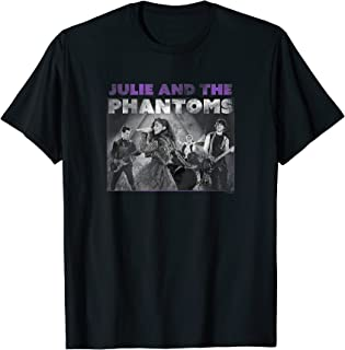 Julie And The Phantoms Julie Band Gig Poster T-Shirt