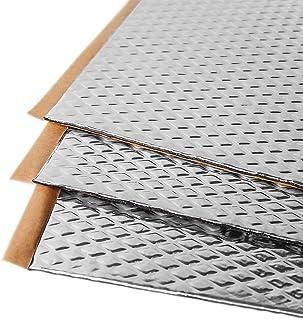 Noico 80 mil (2mm) 18 sqft (1.7 sqm) car Sound deadening mat, Butyl Automotive Sound Deadener, Audio Noise Insulation and ...