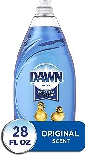 Dawn Ultra Dishwashing Liquid Dish Soap, Original Scent, 28 fl oz (Pack of 2)
