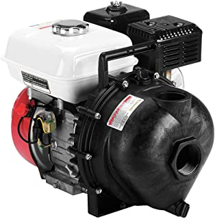Banjo 200PH-5 Polypropylene Centrifugal Pump, Gas Engine, 120 Max Head (ft), 5.5 HP, 3600 RPM , 55 psi Max Pressure, 2