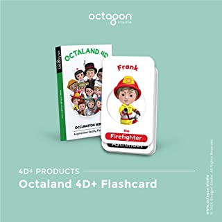 Octaland 4D+ Augmented Reality Occupation Series 1