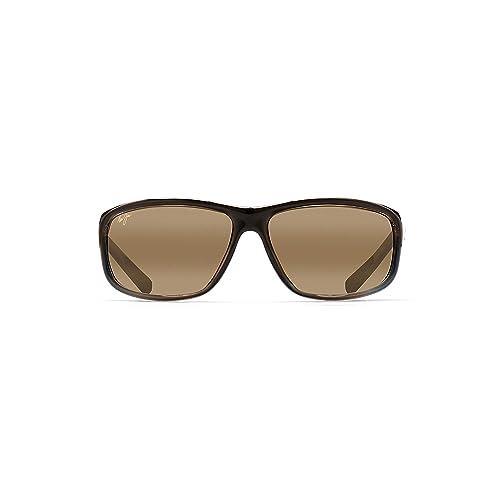 c81a12e5008 Maui Jim Maui Jim Spartan Reef Mens Sunglasses Glasses Gloss Black