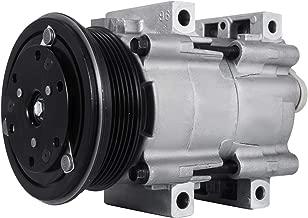 Mophorn CO 101820C (4R3Z19V703AA) 4718100 4718125 Universal Air Conditioner AC Compressor for 90-97 Ford Aerostar/Explorer A/C Compressor 57140 58140 5U2Z19V703BA FOTZ19V703AA
