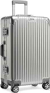 スーツケース キャリーケース 旅行用品 アルミ合金ボディ TSAロック搭載 海外旅行 出張 1年間保証付き