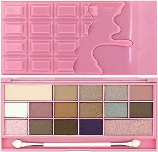 Makeup Revolution I Heart make-up oogschaduwpalet - I Heart Chocolate Pink Fizz