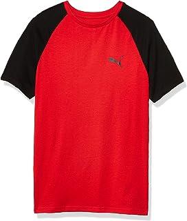 PUMA Boys' Raglan T-Shirt