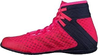 Speedtex 16.1 Mens Adult Boxing Trainer Shoe Boot Black/Green
