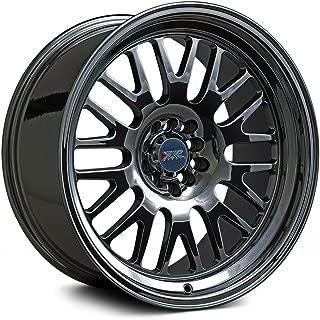 XXR 531 Black Platinum (17x9) +35 (5x100/5x4.5)
