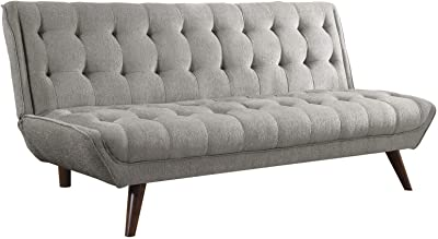 Amazon.com: Modway Delve Luxury Button Tufted Upholstered ...