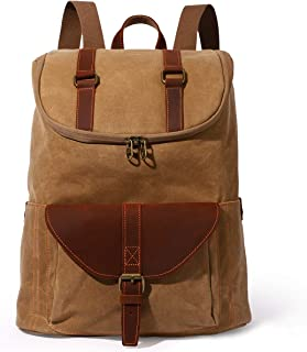 Best kaya faux leather laptop backpack Reviews