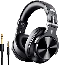 OneOdio A70 Bluetooth Over Ear Headphones, Studio Headphones with Shareport, Foldable,..