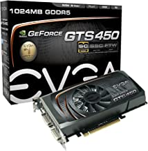 Best evga nvidia gts 450 Reviews
