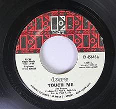 Doors 45 RPM Touch Me / Wild Child