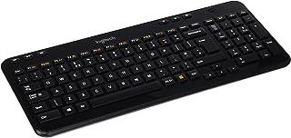 Logitech 无线键盘 K360920-003082 英语键盘布局