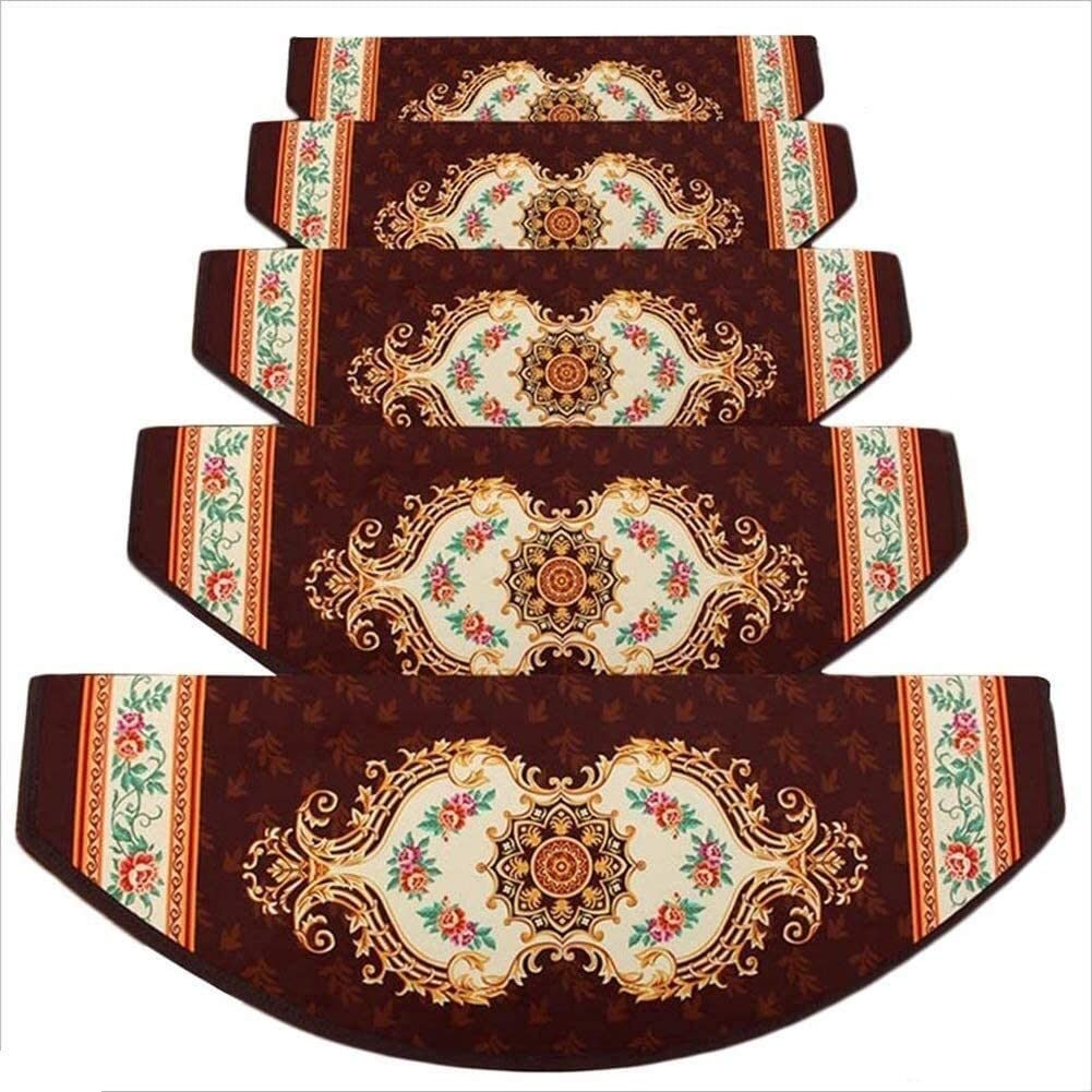 TUOL1AO Stair Carpet Treads Popularity Pads Step Europea Mats 25% OFF Adhesive Self