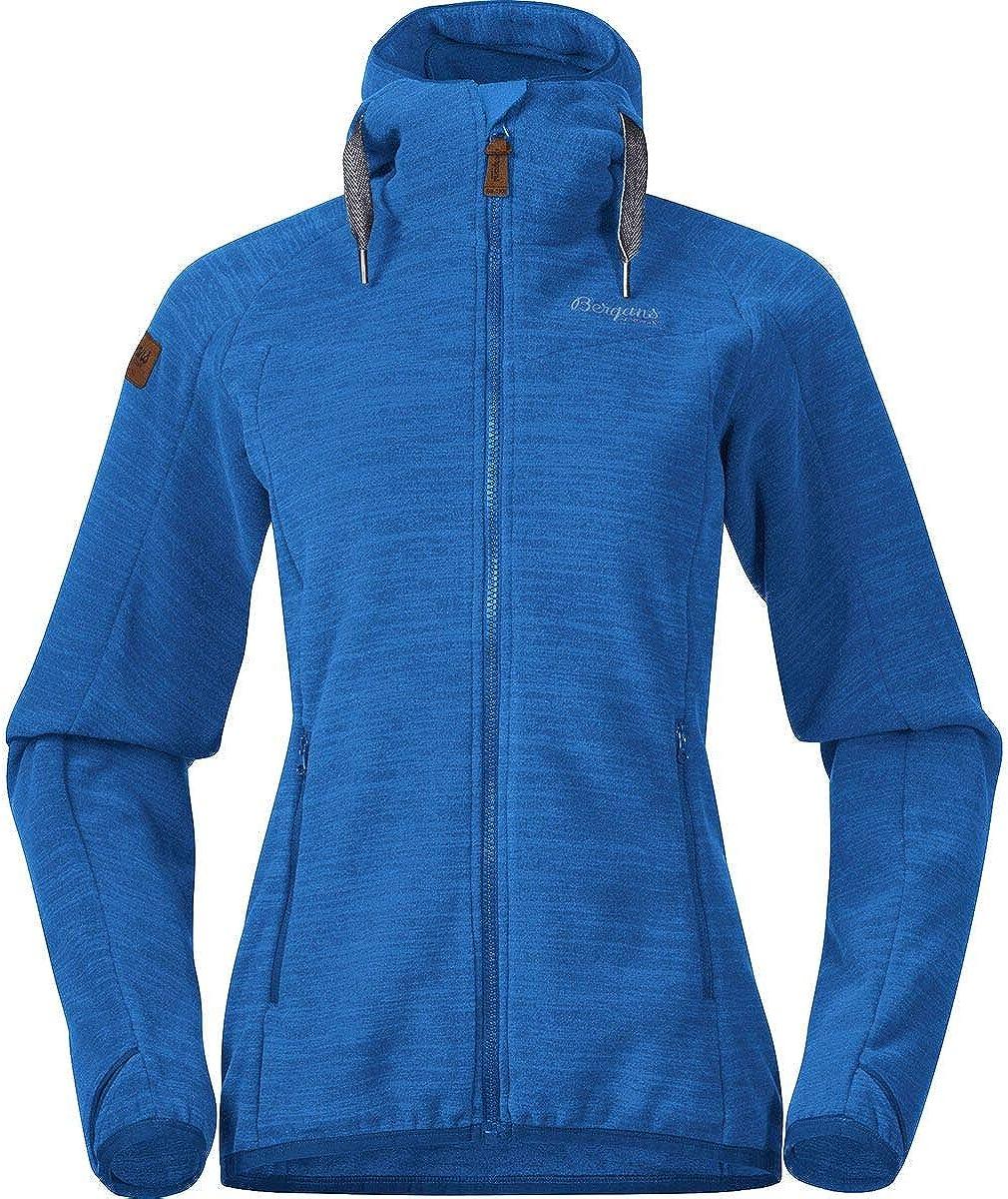Bergans Hareid Fleece Jacket Women   Damen Fleecejacke