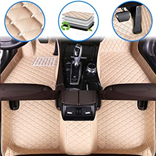 WANLING a la Medida y tapetes Auto para Mazda CX-5 2012 Cuero Impermeable Antideslizante Cobertura Completa Alfombrilla Pi...