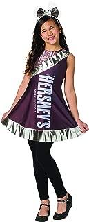 Girl's Hersheys Bar Costume