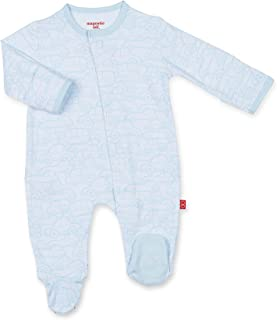 Magnificent Baby Magnetic Baby Cotton Footie
