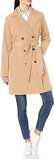 Women's Water-Resistant Trench Coat