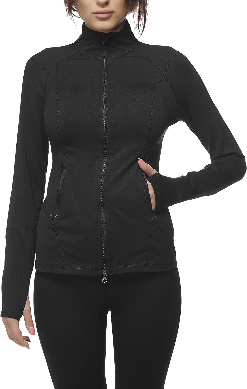 Alinamalina Slim Fit Jacket with Pockets