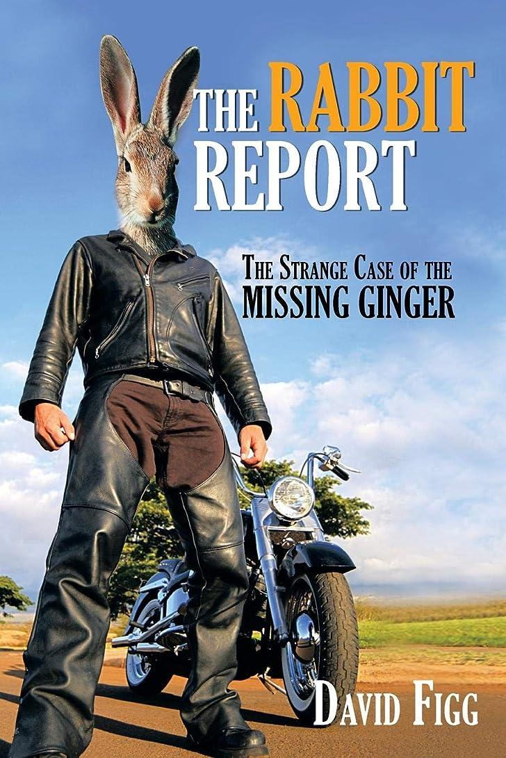 ペイントゴール警告するThe Rabbit Report: The Strange Case of the Missing Ginger