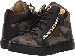 Giuseppe Zanotti Kids London Sneaker (Toddler)